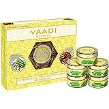 Vaadi Herbals Lemongrass Anti Pigmentation Spa Facial Kit with Cedarwood Extract, 270g