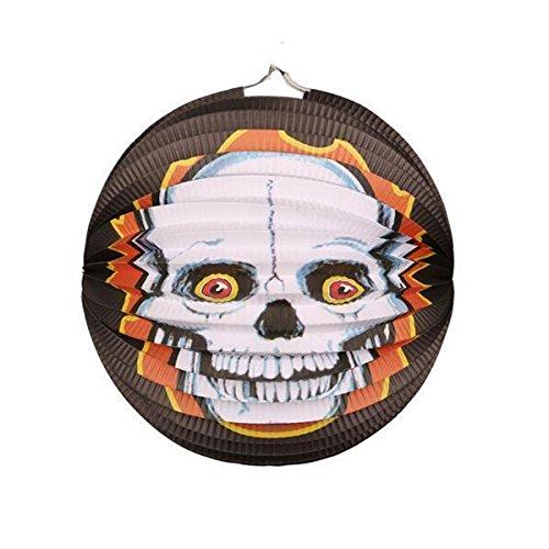 Halloween Lampion Kürbis 25 cm Durchmesser (Kostüme Halloween Kanada)