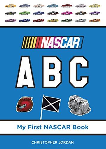 NASCAR ABC (My First NASCAR Racing Series) - Board Im Freien Buchstaben
