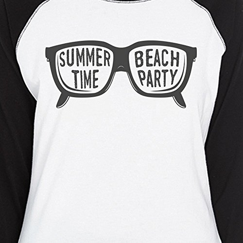 365 Printing -  T-shirt - Maniche corte  - Donna Summer Time Beach Party