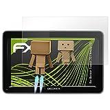 atFoliX Displayschutz für Becker Transit 70/Ready 70 Spiegelfolie - FX-Mirror Folie mit Spiegeleffekt