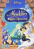 Aladdin King Of Thieves DVD [Reino Unido]