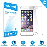 Arctic Fox 3X Gehärtetem glas displayschutzfolie glas transparent schützen hd display härte 9H anti scratch Für Apple iPhone 6-6s