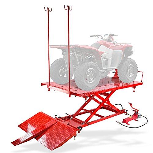 Preisvergleich Produktbild DEMA Motorrad / Quad Hebebühne 680 kg