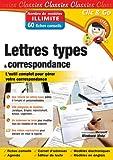 Lettres types et correspondance - Edition 2007...