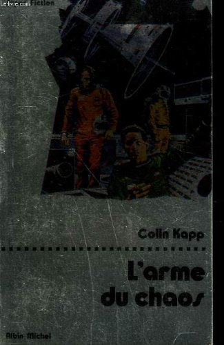 L'arme du chaos. collection super-fiction n 42