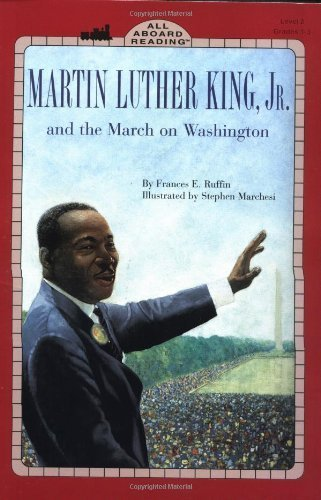 Martin Luther King, Jr. and the March on Washington (Penguin Young Readers, L3) by Frances E. Ruffin (2000) Paperback par Frances E. Ruffin