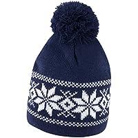 Cappellino da Sci con PON PON Cappello Invernale in Maglia Berretto Caldo  da Montagna ec8060705607
