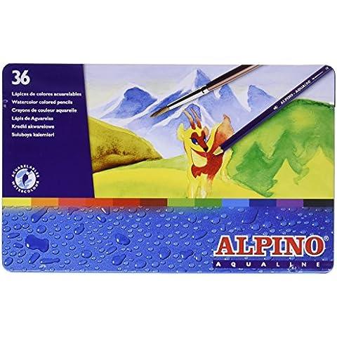 Alpino AL005760-  Lápices, 36 unidades