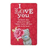 I Love You Me to You Bear Friendship Card for sale  Delivered anywhere in Ireland