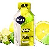 GU Energy Gel 24 geles x 32 gr - Sabor - Limón-Sublime