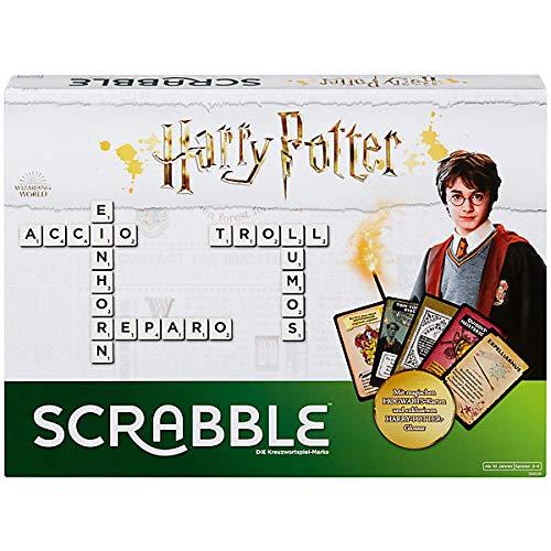 2. Scrabble - Edición especial Harry Potter