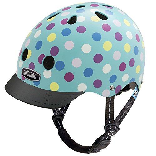 Nutcase Little Nutty Street Helmet Kids Cake pops 2019 Fahrradhelm Unisex Street-bikes