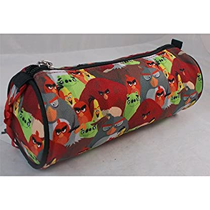 Tombolino Angry Birds Estuche Puerta colores cm. 23x 9.5–162461multic