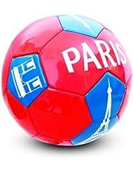 HOLISPORT HP04594 Ballon de Football Mixte Enfant, Rouge/Bleu