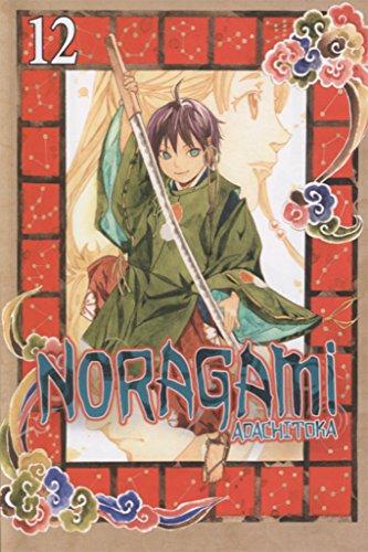Noragami 12 por Adachitoka