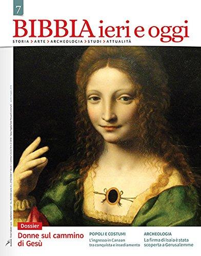 scaricare ebook gratis Bibbia ieri e oggi: 7 PDF Epub