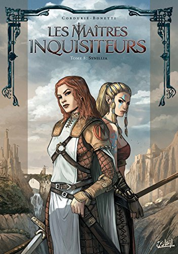 Matres inquisiteurs T08 - Synillia