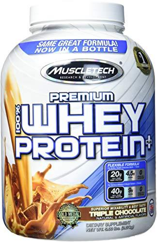 Muscletech 100% Premium Whey Protein Plus, 2.267 kg