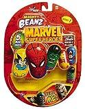 Mighty Beanz Marvel Packs