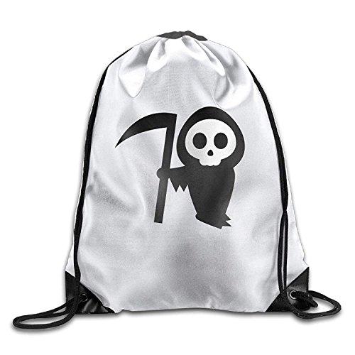 PGTry Kordelzug Turnbeutel Rucksack Halloween Kürbis Schablonen Hexe Halloween Unisex Gym Schultertasche Einkaufsnetze,