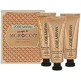Josie Maran Escape to Morocco Argan Oil Hand Cream Trio