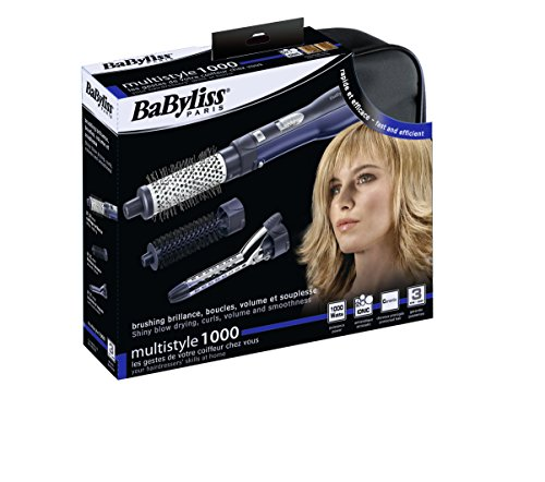 Babyliss AS100E Spazzola Termica 1000W
