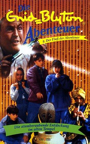 Preisvergleich Produktbild Die Enid Blyton - Abenteuer 8: Der Fluß der Abenteuer [VHS]