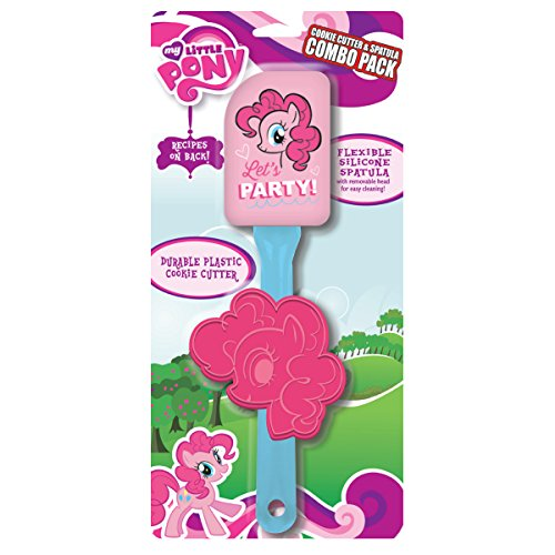 ICUP Getränkedosenhalter My Little Pony Spatel & Cookie Cutter Combo, multicolor