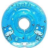 Ajustable inflable bebé recién nacido niño nadar agua cuello flotador niño infantil anillo de natación piscina