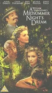 A Midsummer Night's Dream [VHS] [1999]