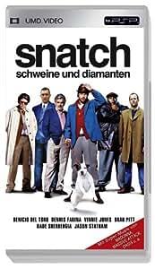 Snatch - Schweine und Diamanten [UMD Universal Media Disc]