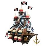Meri Meri Ahoy There Pirate Centerpiece