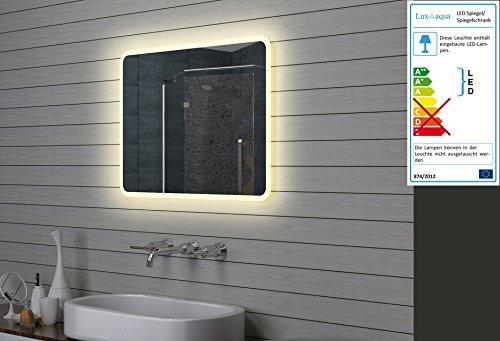 LUX-de-Aqua-Diseo-LED-Cuarto-de-bao-espejo-luz-espejo-espejo-de-pared-Espejo-80-x-60-cm