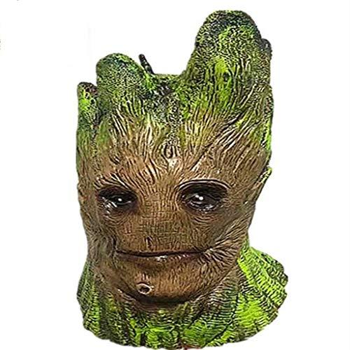WANG XIN Halloween Maske Cosplay Galaxy Guard 2cosplay Maske Kleine Gruitt Maske Kopfbedeckung Groot Kleine Baum Mann Maske Star Jue