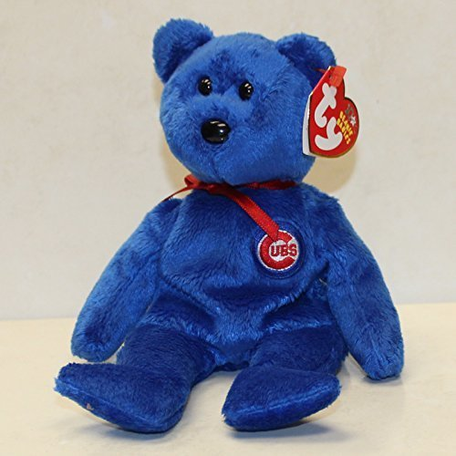 TY Beanie Baby - DUSTY the Bear (Chicago Cubs Gameday Exclusive 5/4/03) by Beanie Babies