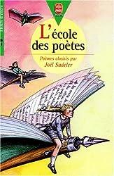 L'Ecole des poètes