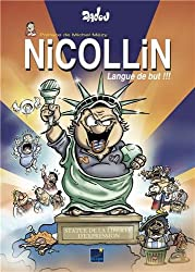 Nicollin, Tome 3 : Langue de but!!!