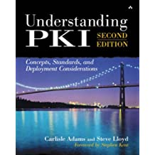 Understanding Pki: Concepts, Standards, and Deployment Considerations (Kaleidoscope)