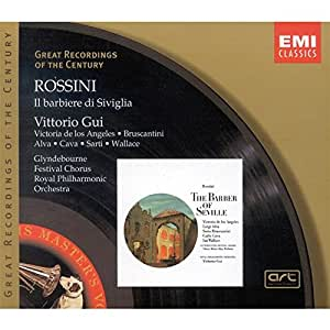 Rossini - Le Barbier de Séville ( intégrale )