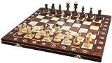 Als Geschenkidee zu Weihnachten bestellen Für Oma und Opa - Albatros 2479 - Holz-Schachspiel Da Vinci, 42 x 42 cm