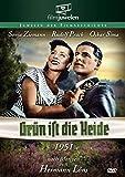DVD Cover 'Grün ist die Heide (Filmjuwelen)
