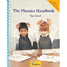 The Phonics Handbook: in Precursive Letters (BE): A Handbook for Teaching Reading, Writing and Spelling (Jolly Phonics)