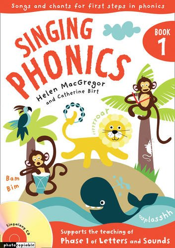 Singing Subjects – Singing Phonics