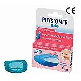 PHYSIOMER Baby Nasensauger Schutz-Filter (20Einweg Filter) kein Bisphenol A keine phtalate CE
