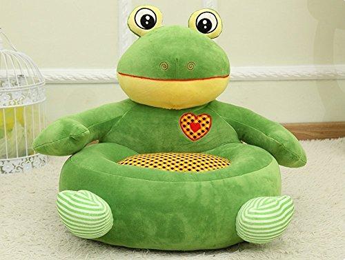 VERCART Sofakissen Sofa Stuhl Sitz Stuhl Baby Frosch Stofftier Spielzeug für Kinder (Für Hund Kostüm Großen Schaf)
