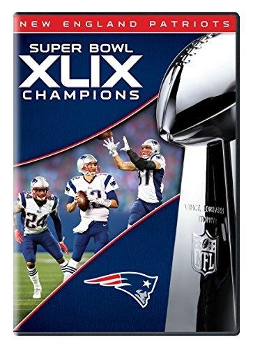 NFL Super Bowl Champions XLIX: New England Patriots by New England Patriots
