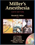Miller's Anesthesia Online, 1 CD-ROM web access only Ausgabe