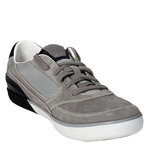 Geox  D XENSE LIGHT C, Sneakers basses femme Gris - Gris