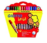 GIOTTO be-b� 4665 00 - Super Buntstifte, farbig sortiert Bild